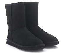 Stiefeletten Boots CLASSIC SHORT Veloursleder