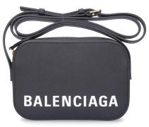 Handtasche VILLE CAMERA BAG XS Kalbsleder Logo