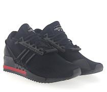 Sneaker HARIGANE Kalbsleder Mesh rot