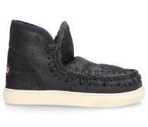 Sneaker high ESKIMO SNEAKER Veloursleder