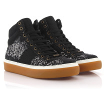 Sneakers High Belgravi Denim finished