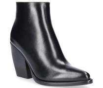 Ankle Boots RYLEE Kalbsleder Logo