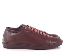 Sneaker Low SL/06 Leder bordeaux