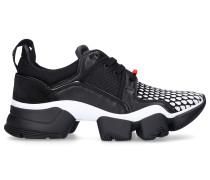 Sneaker low JAW SNEAKER Kalbsleder Neopren Logo