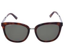 Sonnenbrille Oversized 73S Titan Schildkröte