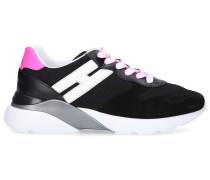 Sneaker low ACTIVE ONE Kalbsleder Textil