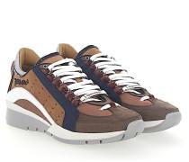 Sneaker RUNNER Leder multicolour Hightech-Jersey