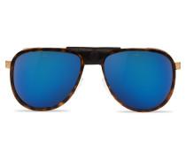 Verspiegelte Sonnenbrille GLACIER RAG & BONE Acetat