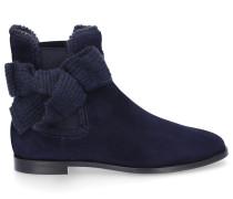 Chelsea Boots 8504 Veloursleder