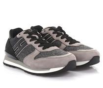 Sneakers R261 Veloursleder Textil