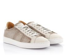 Sneakers 60000 Leder Veloursleder taupe