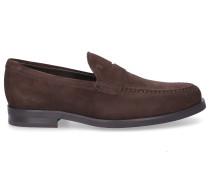 Loafer M0ZF0 Wildleder