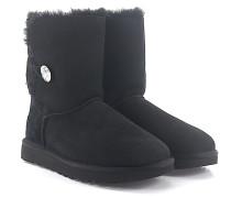 Stiefeletten Boots BAILEY BUTTON BLING Veloursleder