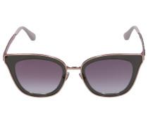 Sonnenbrille Wayfarer LORY/S Metall rosé