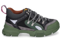 Sneaker low FLASHTREK Canvas Glattleder Veloursleder