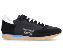 Sneaker low TROPEZ VINTAGE Kalbsleder Logo