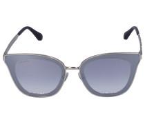 Sonnenbrille Wayfarer LORY/S Metall silber