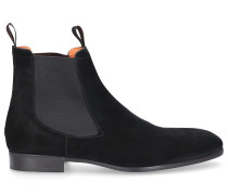 Chelsea Boots 13414 Veloursleder