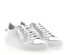 Sneaker URBAN STREET Glattleder Metallisch
