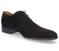 Businessschuhe Oxford 039165 Veloursleder