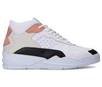 Sneaker low LAY UP ICEY Kalbsleder Logo pink rosa