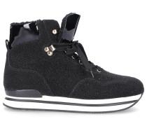 Sneaker high H222 Glitter Glitzer