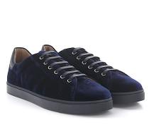 Sneaker Low Loft Samt