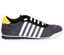 Sneaker low NEW RUNNER Hightech-Jersey Lackleder