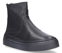 Sneaker high D925510 Kalbsleder Lammleder Prägung