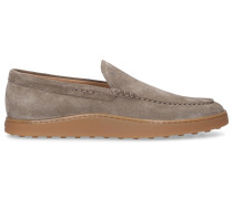 Loafer M52 Veloursleder Logo