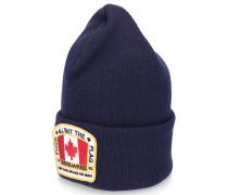 Mütze Beanie ALL BUT THE FLAG Wolle Logo-Ptach