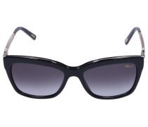 Sonnenbrille Wayfarer SCH212 0700 Metall schwarz