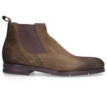 Chelsea Boots 16456 Veloursleder