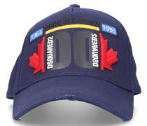 Snapback cap CARGO Gabardine Logo Stickerei Patch