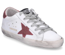 Sneaker low SUPERSTAR Glattleder Used