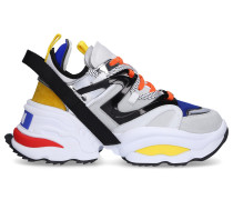 Sneaker high THE GIANT Kalbsleder Polyester PVC
