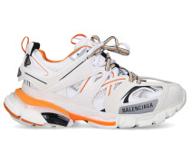 Sneaker TRACK Nylon Polyester Polyurethan Logo orange