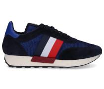 Sneaker low HORACE Kalbsvelours Mesh -kombi