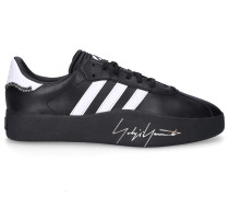 Sneaker low TANGUTSU FOOTBALL Kalbsleder Logo