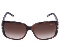 Sonnenbrille Wayfarer 108S Acetat Schildkröte
