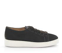 Sneaker 60248 Samt braun