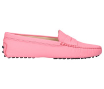 Loafer GOMMINI Kalbsleder rosa