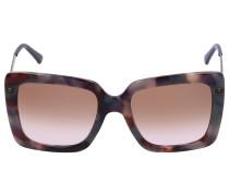 Sonnenbrille Square 216S Schildkröte Metall Acetat