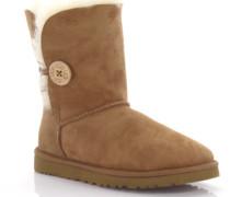 Stiefeletten Boots BAILEY BUTTON 2 Veloursleder