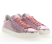 Sneaker 60164 Leder metallic rosa