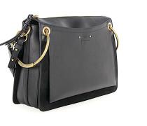 Schultertasche Handtasche ROY Glattleder