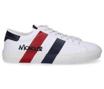 Sneaker low MONTPELLIER Kalbsleder Logo