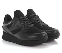 Sneakers Speedrun Nappaleder Hirschleder