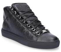 Sneaker high ARENA Glattleder Crinkled Logo
