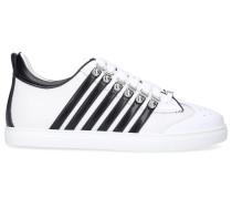 Sneaker low 251 Kalbsleder Nylon Logo -kombi